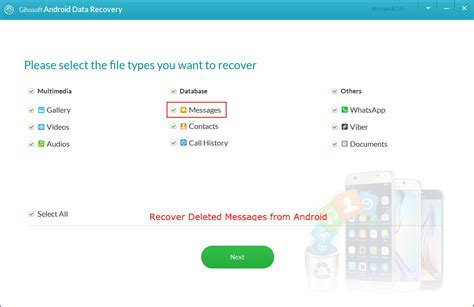 recover deleted android android phone data recovery how to recover deleted text messages on android phones