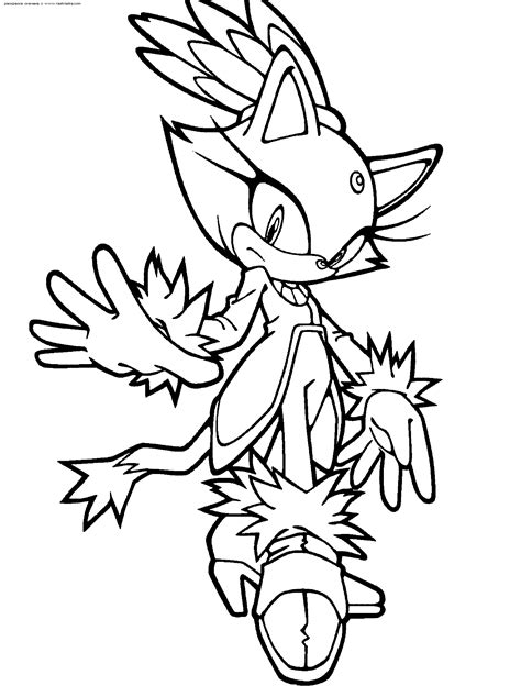 sonic coloring pages coloring kids