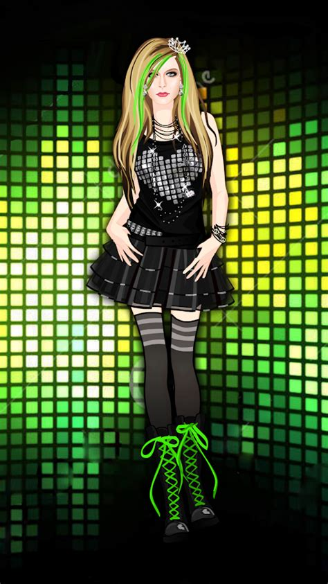 Avril Lavigne Plays Dress Up by Avril Lavigne Dress Up Android Apps On Play