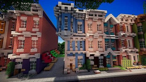 minecraft town houses victorian townhouse ft getmoreland minecraft project