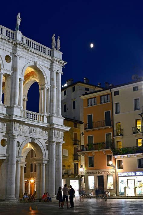 Vicenza Italy vicenza italy ph saverio bortolamei city lights