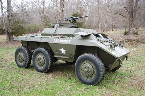 Auto Krieg by For Sale Original 1943 Ford M20 Armored Command Car Wwii