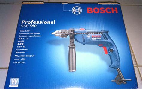 Bor Tangan Bosch Gsb 13 Re jual mesin bor tembok bosch gsb 550 professional tech