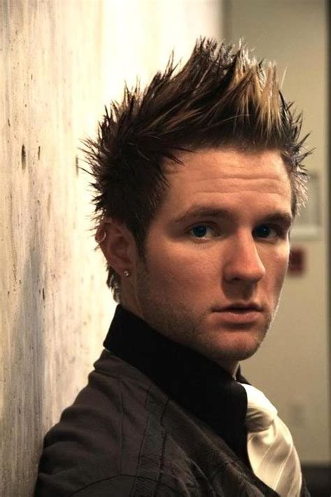 Wedding Hair For Guys by Spiky Hairstyles For Guys Hairstyles