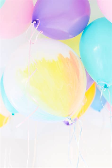 color water balloons diy watercolor balloons decor balloon time