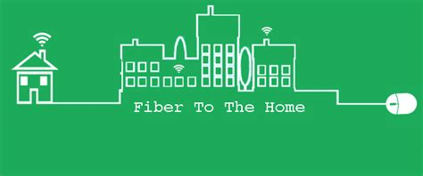 fiber to the home ftth