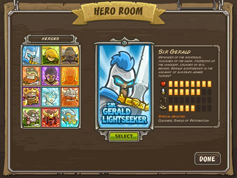 kingdom rush frontiers hacked full version download image kr hero room png kingdom rush wiki fandom