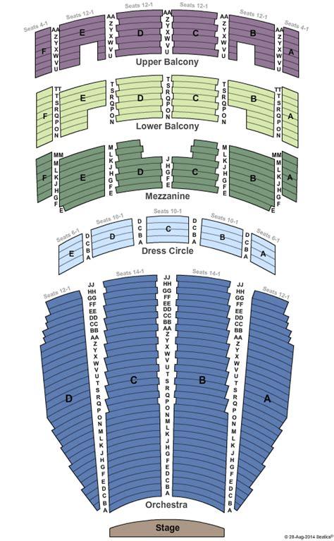 schnitzer concert seating chart concert venues in portland or concertfix