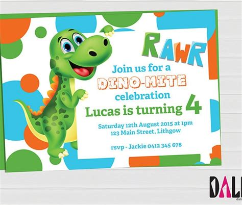 printable birthday cards dinosaur free dinosaur birthday party invitations template
