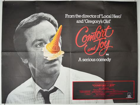 comfort and joy movie comfort and joy original cinema movie poster from