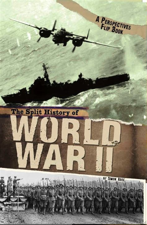 simon author the split history of world war ii