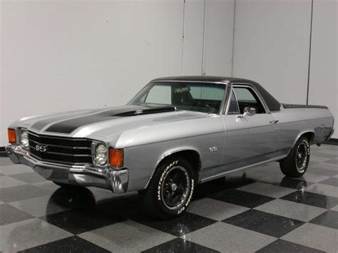 1972 el camino for sale 1972 chevrolet el camino for sale carsforsale