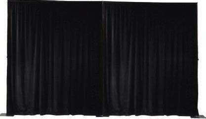black drape pipe drape houston tx event rentals