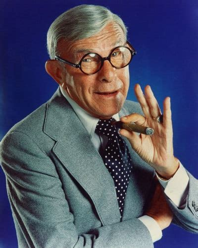 george burns picture of george burns