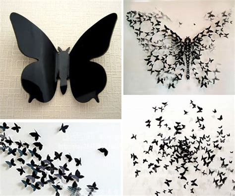 butterfly wall decor ideas implausible best 25 on