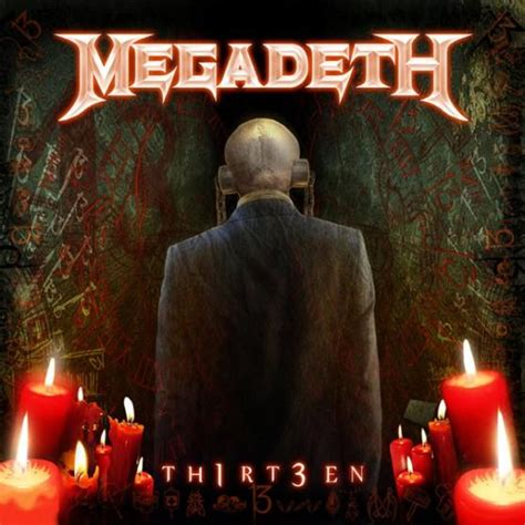 best megadeth album megadeth th1rt3en reviews encyclopaedia metallum