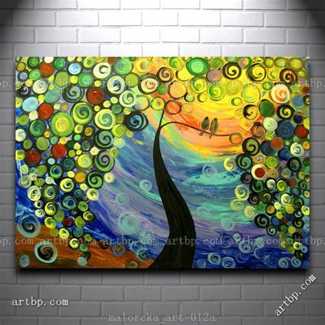 can i use acrylic wall paint on canvas yellow palette knife malorcka original acrylic