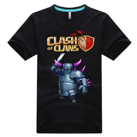 T Shirt Coc Pekka shop clash of clans t shirt on wanelo