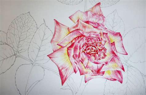 Рисунок натюрморт вазы и яблоко