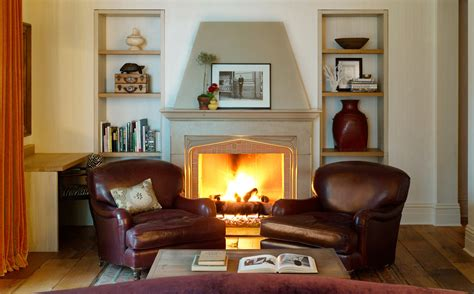 Hotel Rooms With Fireplaces by Fireplace Corner Suite Accommodations The Greenwich Hotel