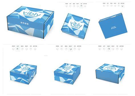 Subscription Box Design Template