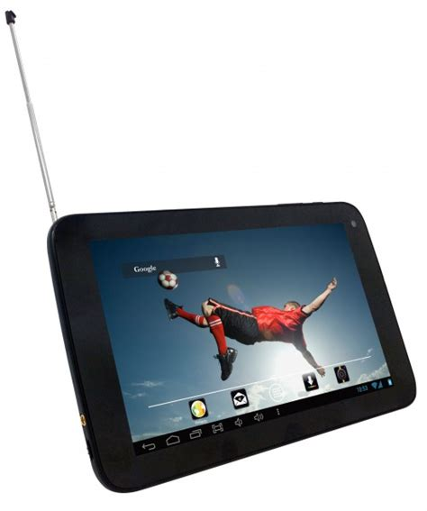Antena Tv Hp Android polaroid announces mexican android tablets with tv antennas