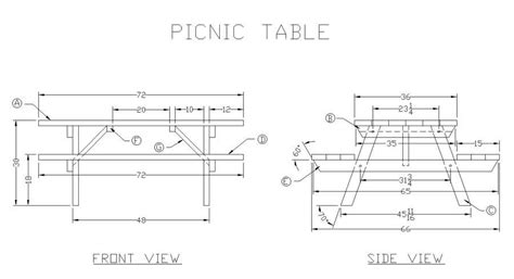 picnic table plans pdf wood picnic table plans free pdf plans wooden hammock