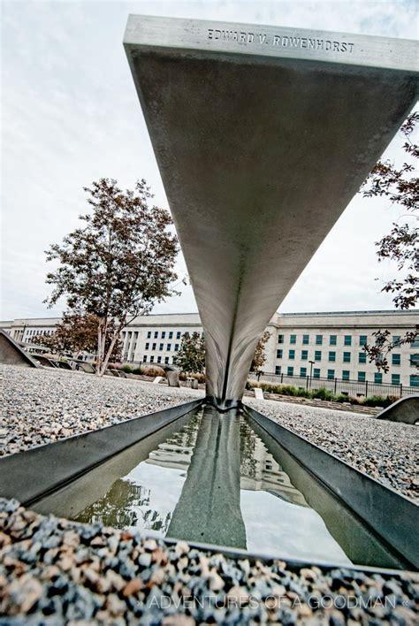 pentagon memorial benches meaning remembering 9 11 at the pentagon memorial 187 greg goodman