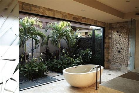 tropical bathrooms things to consider before choosing bathroom tiles