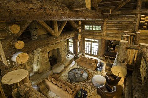 log cabin living room interior designs i love pinterest aiacny