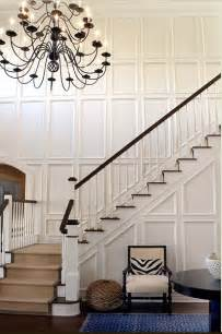 painted wall paneling cottage modern painted wall paneling