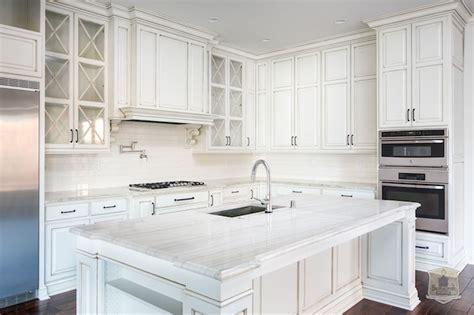 white quartzite countertops white quartzite countertops transitional kitchen