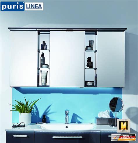 spiegelschrank 130 cm puris linea led spiegelschrank 130 cm s2a4213s1 impuls