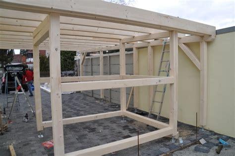 carport zum selberbauen carport selber bauen bauanleitung ac23 hitoiro