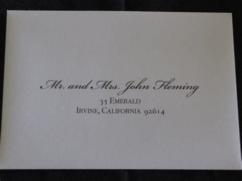 wedding invitations envelope wording wedding invitation envelope etiquette gangcraft net
