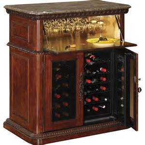 Wine Refrigerator Furniture by Product Tresanti Rutherford Wine Bar Cooler Model 41dc387vch0233