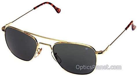 Sunglass Ao American Optical Skymaster Pilot Gold G Diskon ao aviator skymaster sunglasses www tapdance org