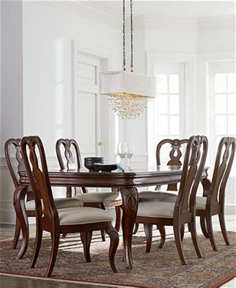 macys dining room bordeaux dining room furniture collection only at macy s