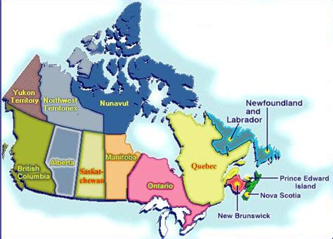 canadian map of provinces and capitals mahmood center