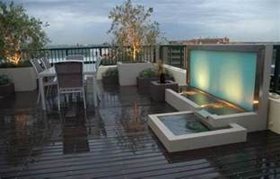rooftop deck design rooftop landscaping contemporary design by h20 designs