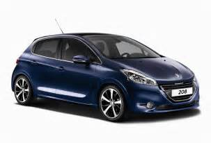 Malaysia Peugeot Peugeot 208 To Arrive In Malaysia Mid April
