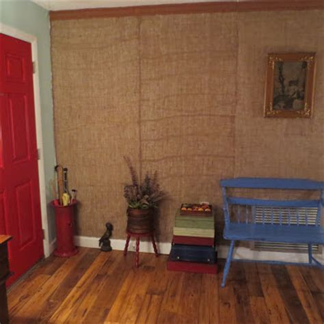 cheap temporary wallpaper red shed vintage trash talk tuesdays tutorial a