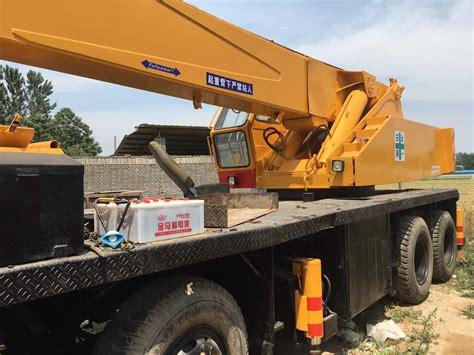 used 40 ton kato nk 400 e truck crane for sale second