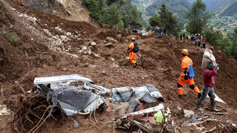 ver gua de miami todoviajes clarincom en video un devastador deslave sepult 243 casas y veh 237 culos