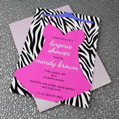 lingerie bridal shower invitation template  print