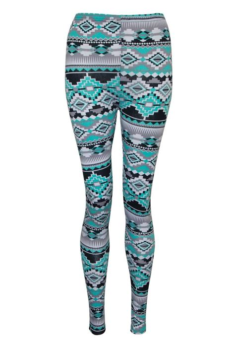 very patterned leggings printed aztec leggings leggings pinterest
