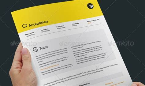 ux design proposal exle professional proposal and invoice templates proposals