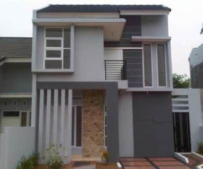 desain depan rumah type 21 ツ 16 desain rumah minimalis type 21 1 lantai 2 lantai