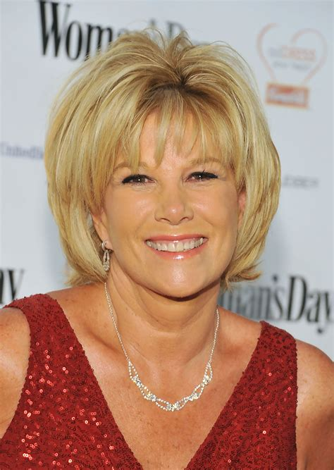joan lundon haristyles joan lunden photos photos woman s day 8th annual red