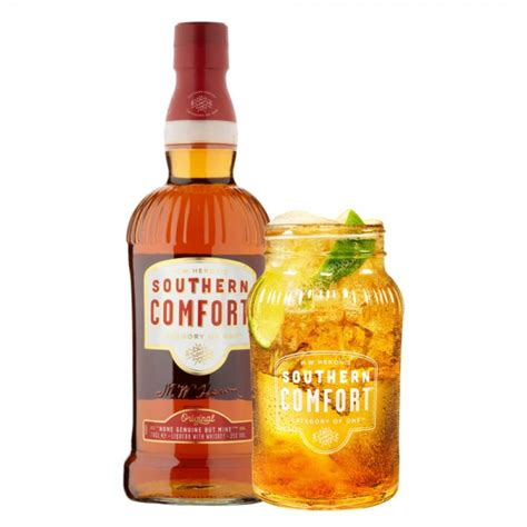 what type of drink is southern comfort southern comfort whiskey liqueur 70cl drinksupermarket
